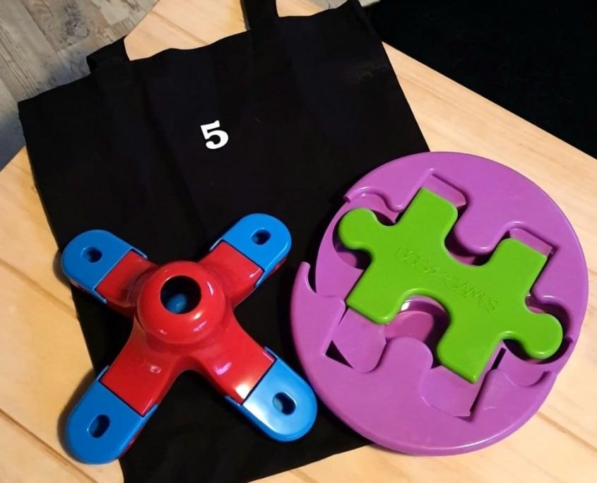 Speel-o-theek tas 5